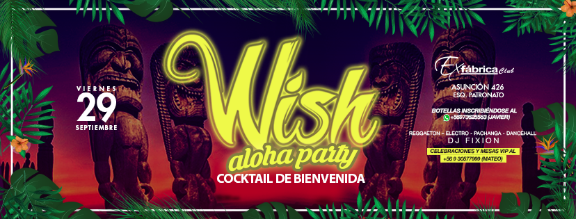 828x315 ecopass whis aloha party 29sep