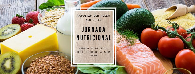 Jornada nutricional  1
