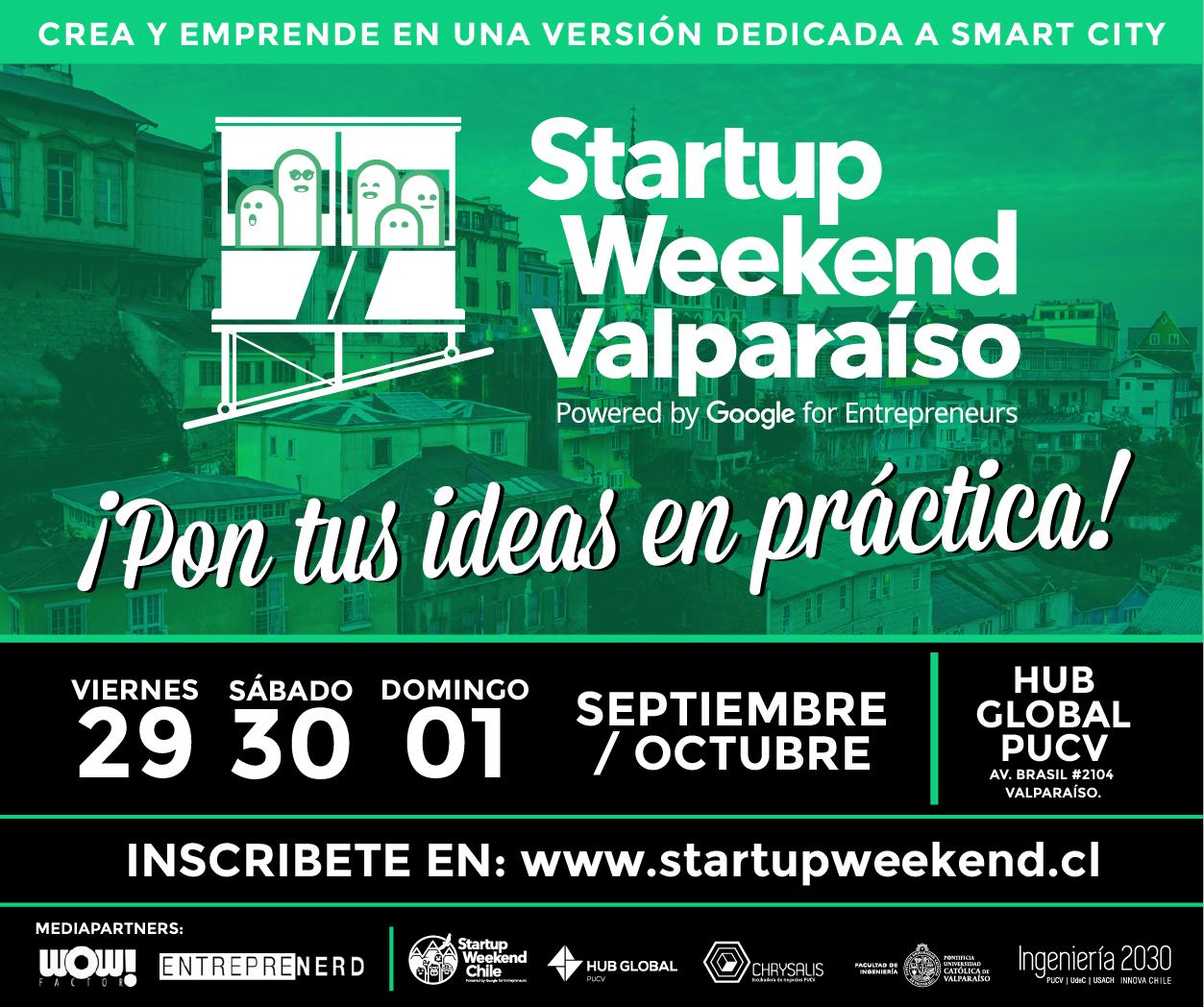 Startupweekend valpo 01