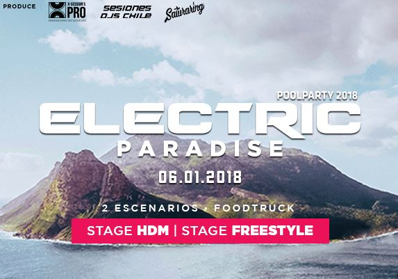 Electric paradise 2018