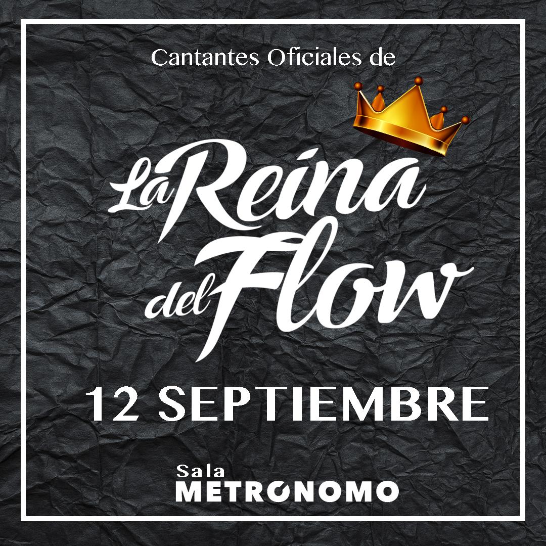 Instagram la reina del flow metronomo