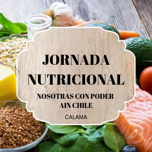 Jornada nutricional