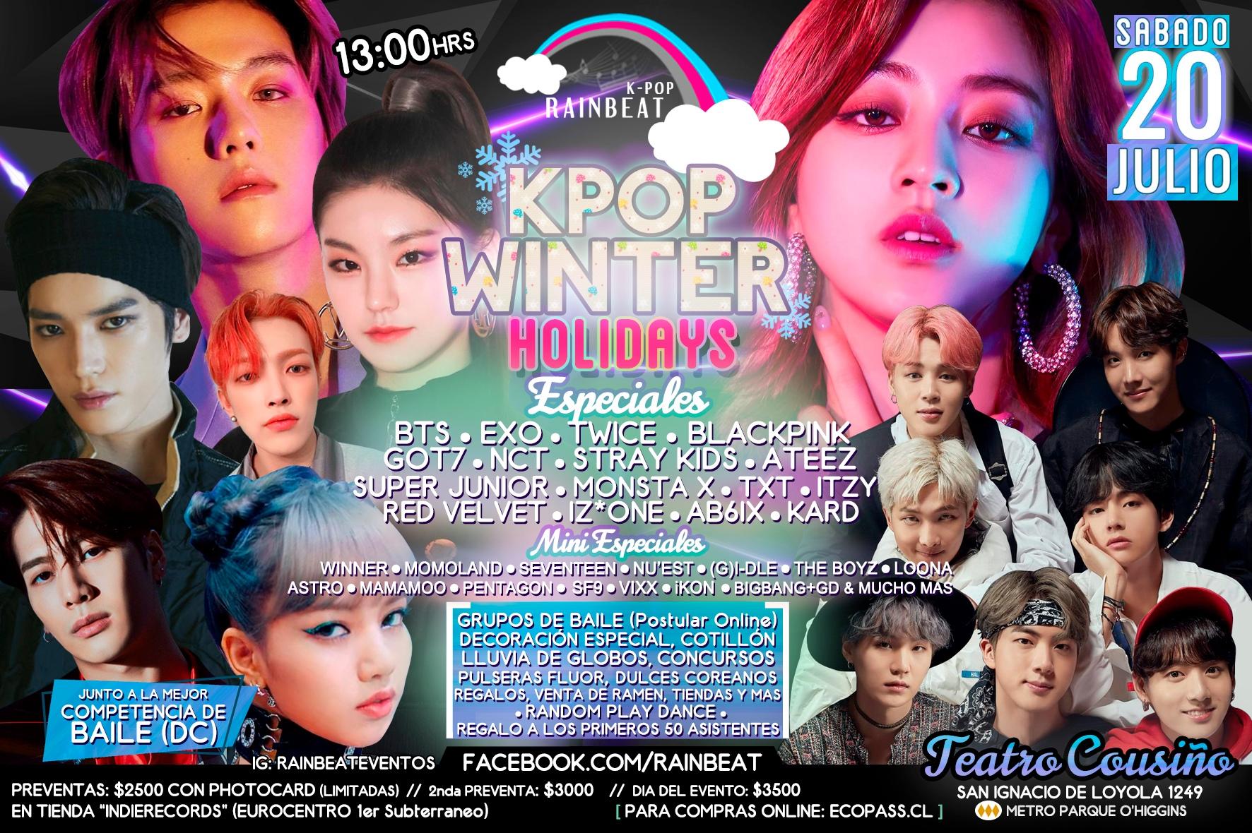 Razorblade kpop invierno  1