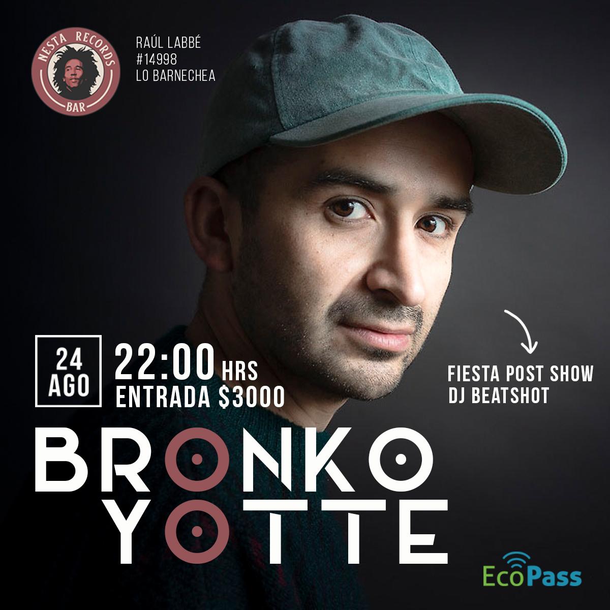 Bronko ecopass