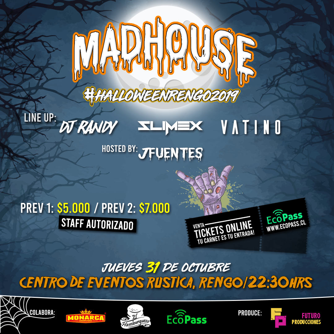 Grafica madhouse ecopass