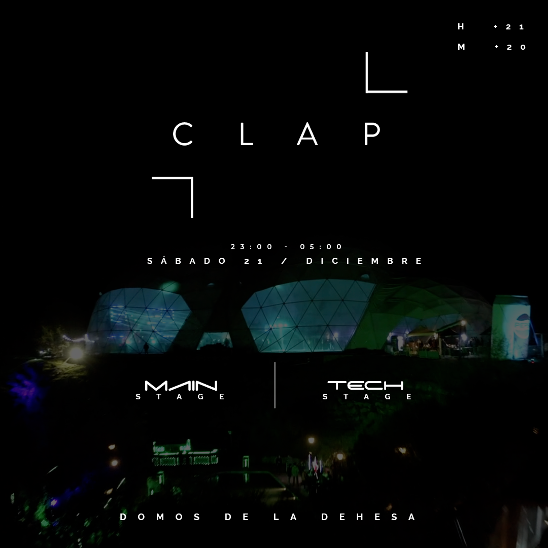 Clap teaser 1x1