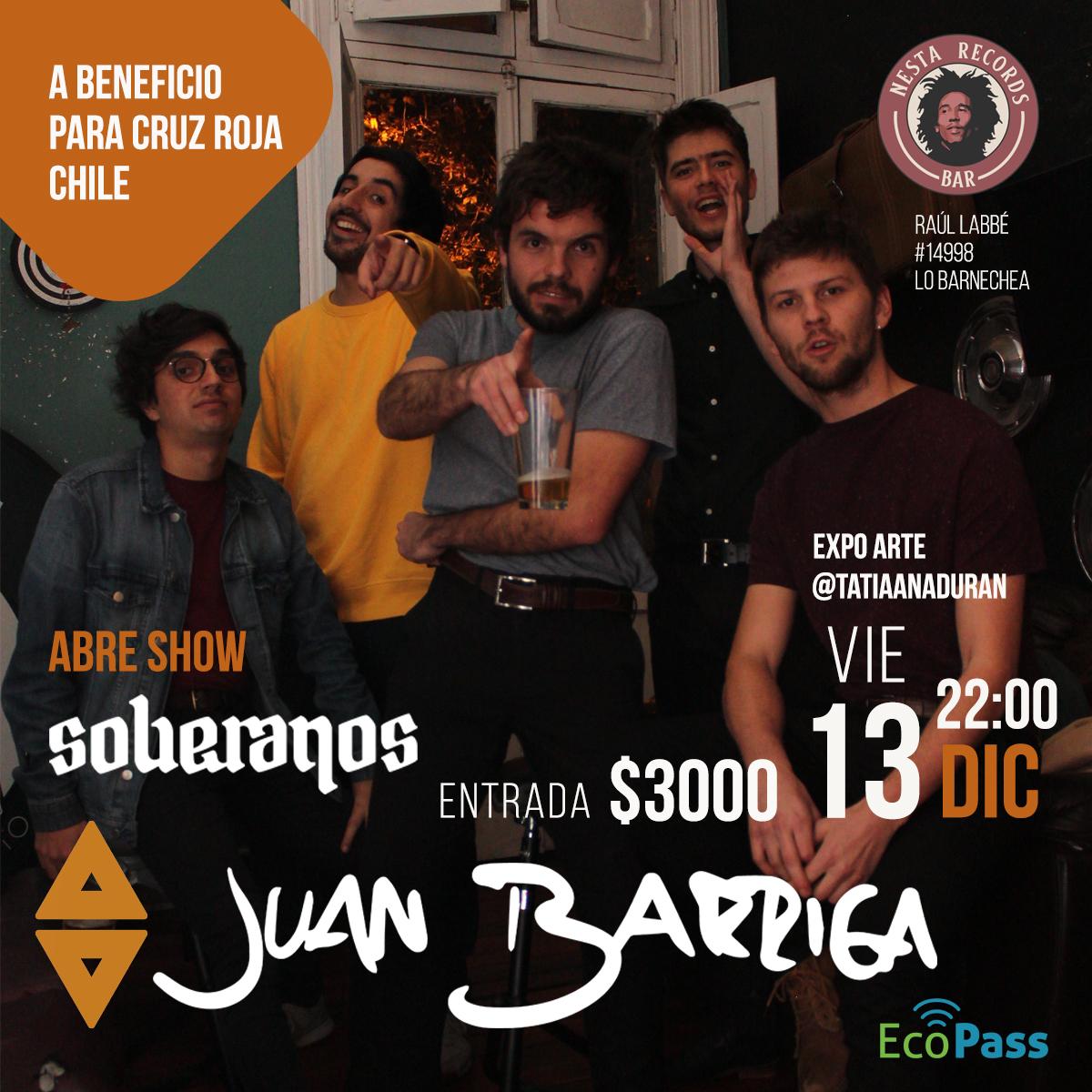 Juan barriga
