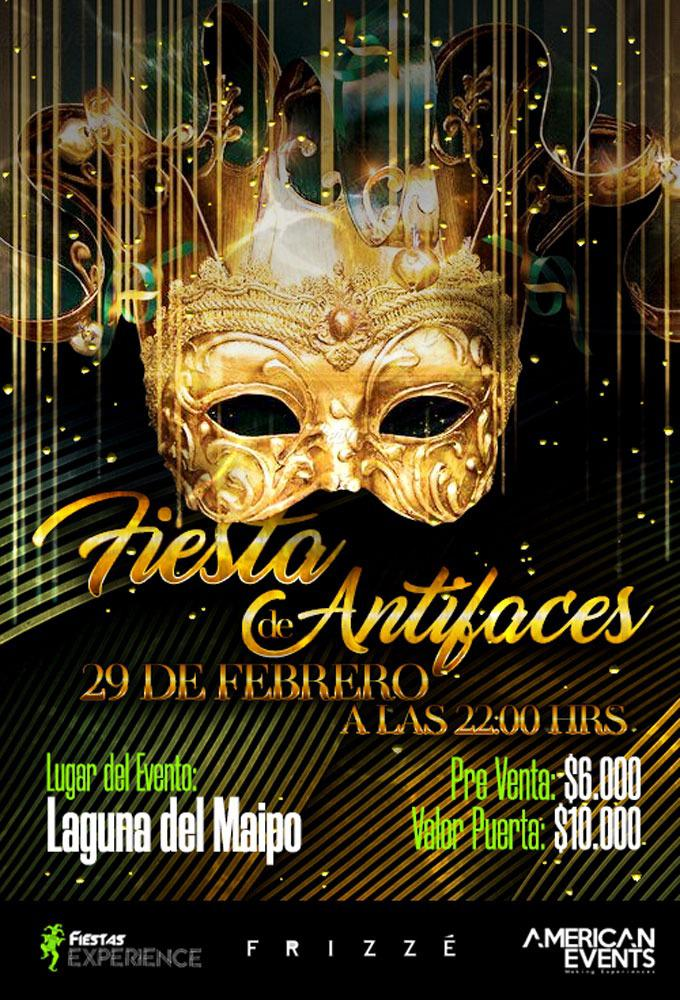 Fiesta de antifaces