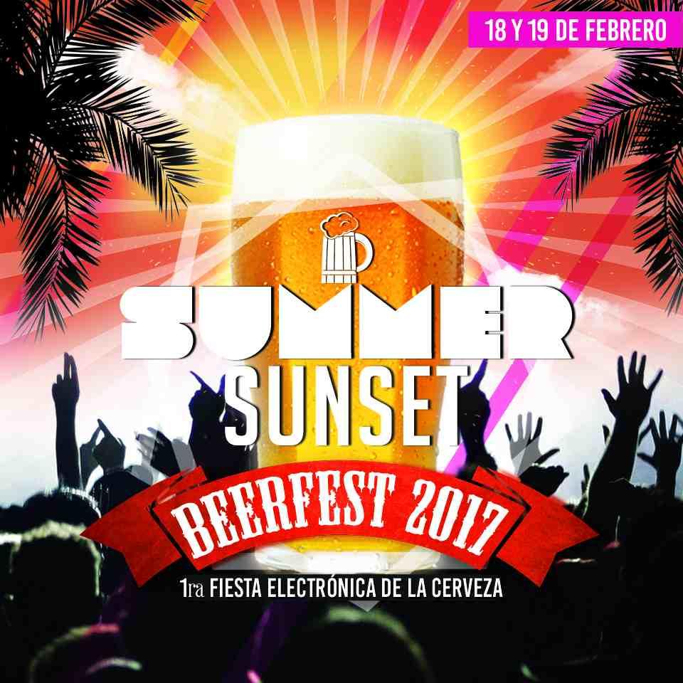 Flyer summer sunset beer fest pronto compressed